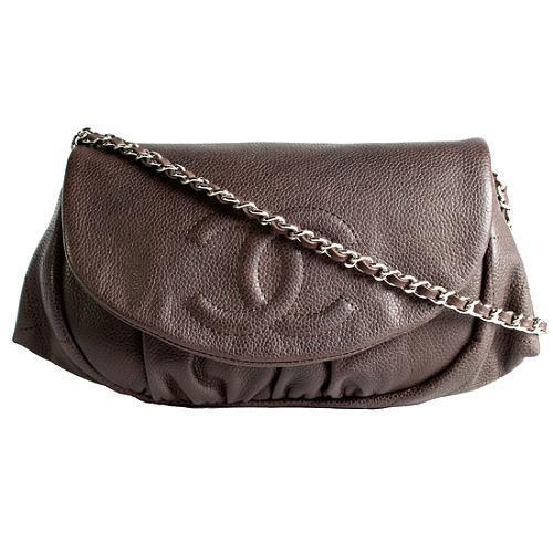 Chanel Half Moon WOC Shoulder Handbag