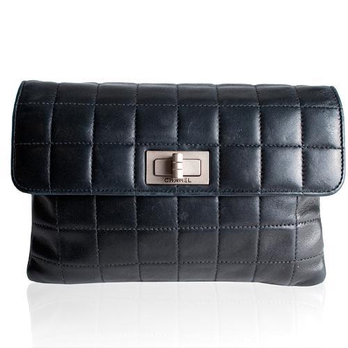 Chanel Lambskin 2.55 Reissue Belt Bag/Clutch
