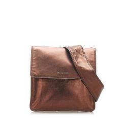 Chanel Lambskin Leather Crossbody Bag