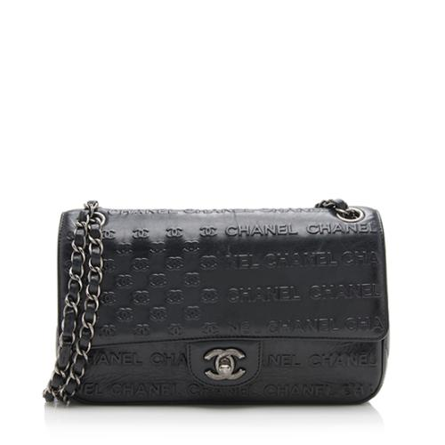 Chanel Lambskin Old Glory Flap Bag