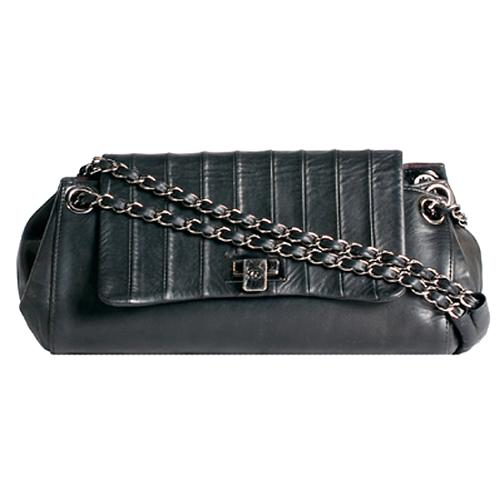 Chanel Lambskin Reissue Accordion Flap Shoulder Handbag