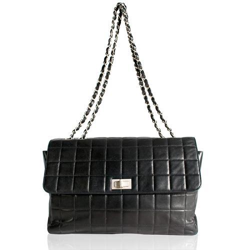 Chanel Lambskin Reissue Quilted Flap Handbag
