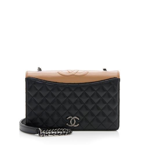 Chanel Lambskin Ballerine Small Flap Bag