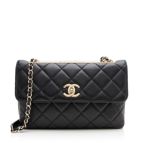Chanel Lambskin Trendy CC Shoulder Bag 8763a97f998c1