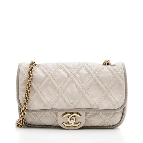 Chanel Lambskin Ultimate Stitch Shoulder Bag