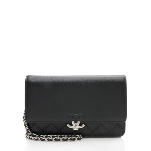 Chanel Lambskin Urban Companion Wallet on Chain Bag