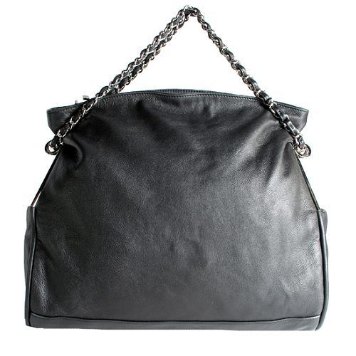 Chanel Large Ultimate Soft Hobo Handbag