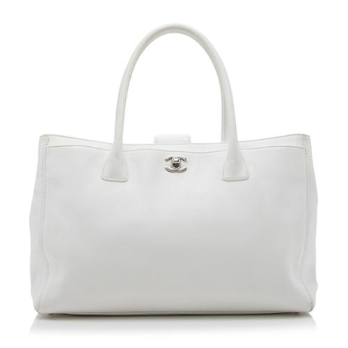 Chanel Leather Classic Executive Cerf Tote