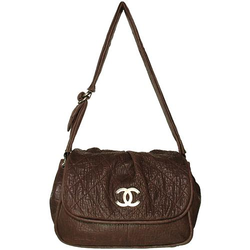 Chanel Leather Flap Handbag