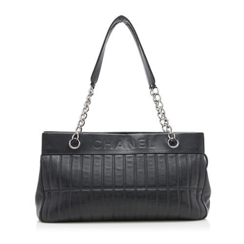 Chanel Leather LAX Shoulder Bag