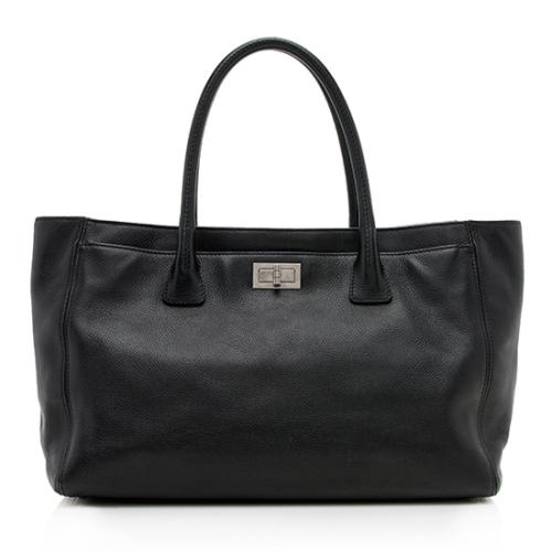 Chanel Leather Reissue Cerf Executive Tote - FINAL SALE