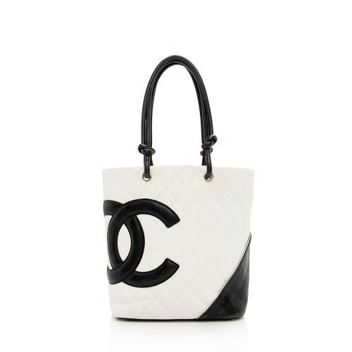 Chanel Ligne Cambon Medium Tote