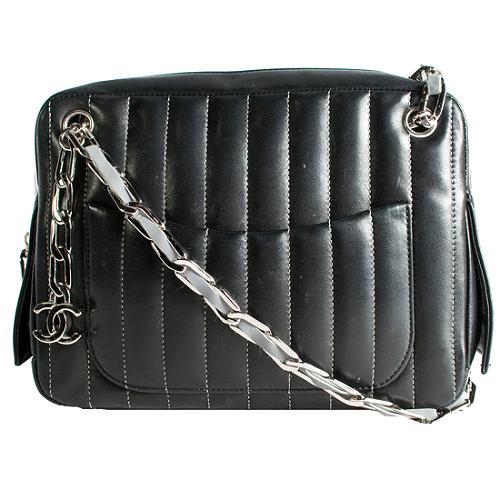 Chanel Mademoiselle Camera Shoulder Handbag