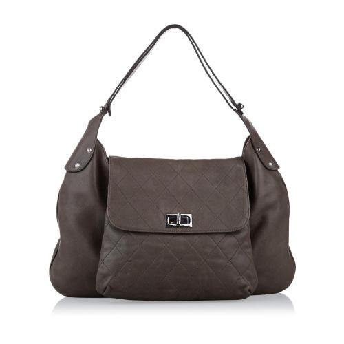 Chanel Matelasse Reissue Lambskin Leather Flap Bag