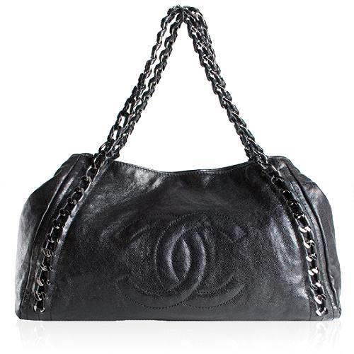 Chanel Modern Chain E/W Large Tote
