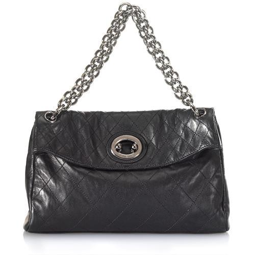 Chanel New Lock Flap Shoulder Handbag