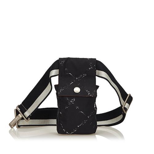 Chanel Nylon Travel Ligne Waistbag