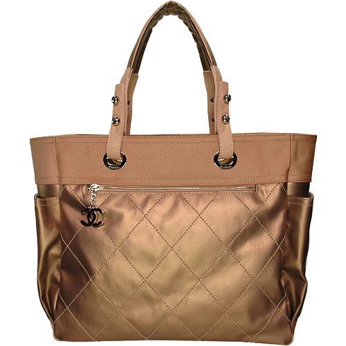 Chanel Paris Biarritz Large Tote Bag