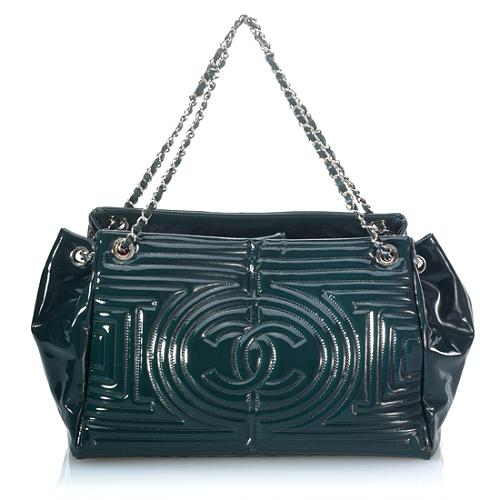 Chanel Paris-Shanghai Coco Ming Tote