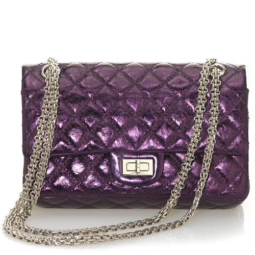 Chanel Reissue 2.55 Classic 225 Quilted Flap Handbag
