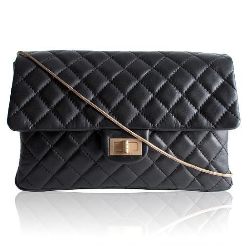 Chanel Reissue 2.55 Shoudler Handbag with Serpentine Chain Strap