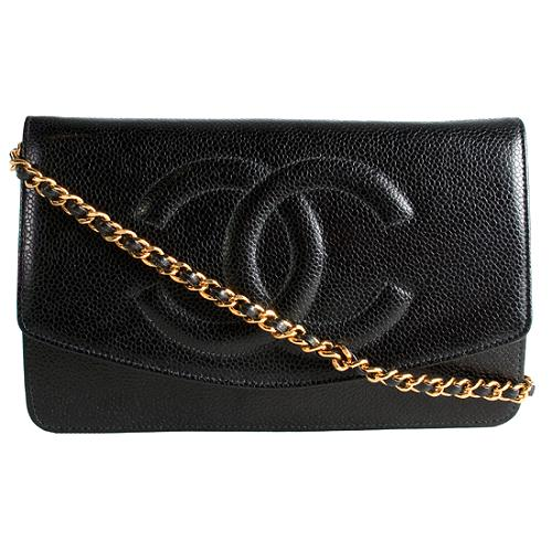 Chanel Timeless Classic WOC Shoulder Handbag