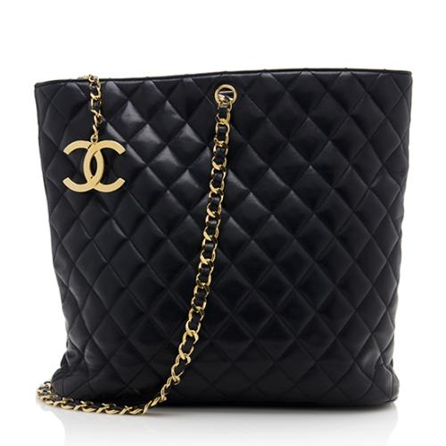 7bbef70ae97a Chanel-Vintage-Quilted-Lambskin-CC-Single-Strap-Tote_75964_front_large_1.jpg
