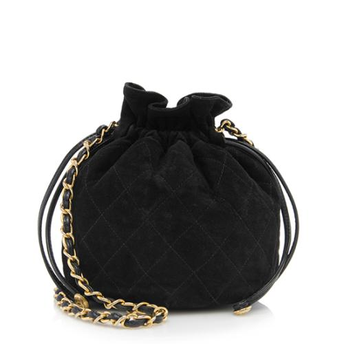 230f2886d497 Chanel-Vintage-Suede-Drawstring-Bucket-Shoulder-Bag 78804 front large 0.jpg