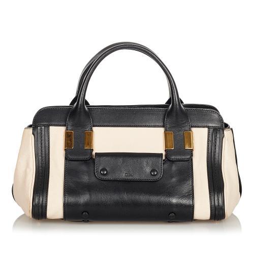 Chloe Alice Leather Handbag