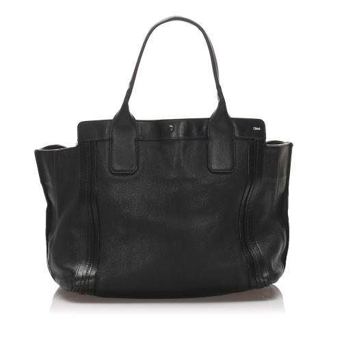 Chloe Allison Leather Tote Bag