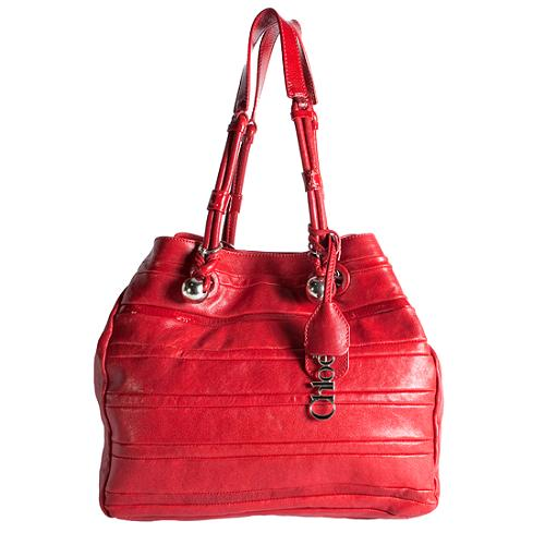 Chloe Andy Expandable Tote