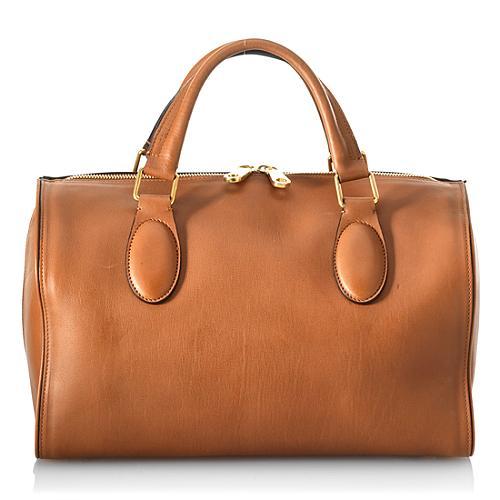 Chloe` Aurore Top Handle Satchel Handbag