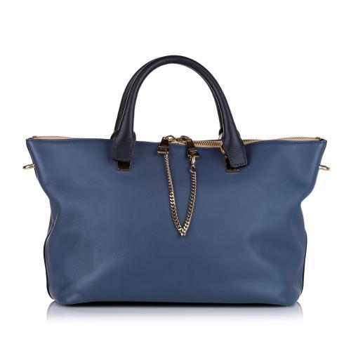 Chloe Bailey Leather Satchel
