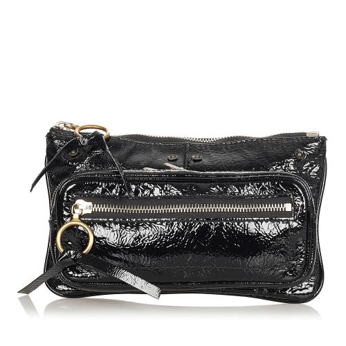 Chloe Betty Patent Leather Clutch