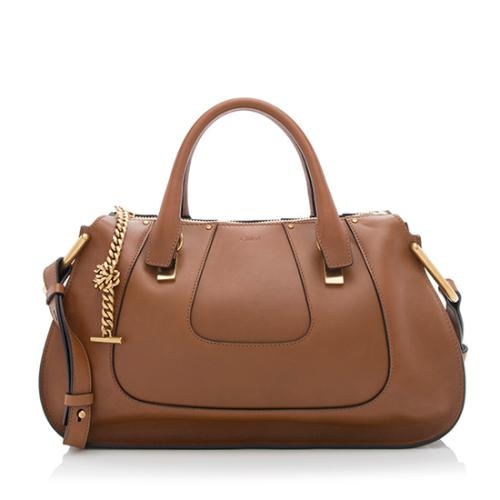 Chloe Calfksin Hayley Medium Satchel