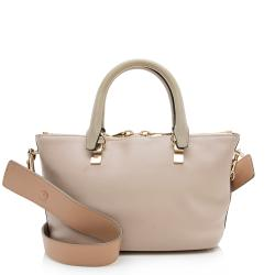 Chloe Calfskin Baylee Mini Shoulder Bag
