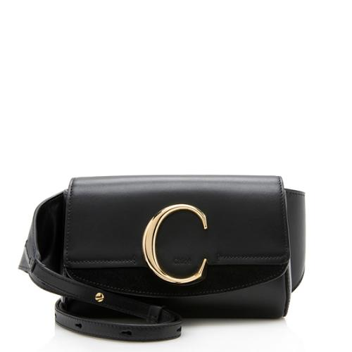 Chloe Calfskin C Belt Bag