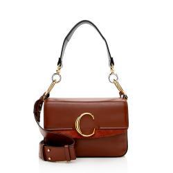Chloe Calfskin C Small Shoulder Bag
