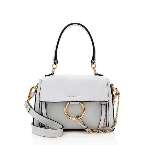 Chloe Calfskin Faye Day Mini Shoulder Bag