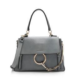 Chloe Calfskin Faye Day Small Shoulder Bag