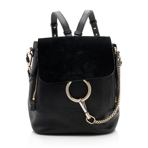 Chloe Calfskin Faye Medium Backpack