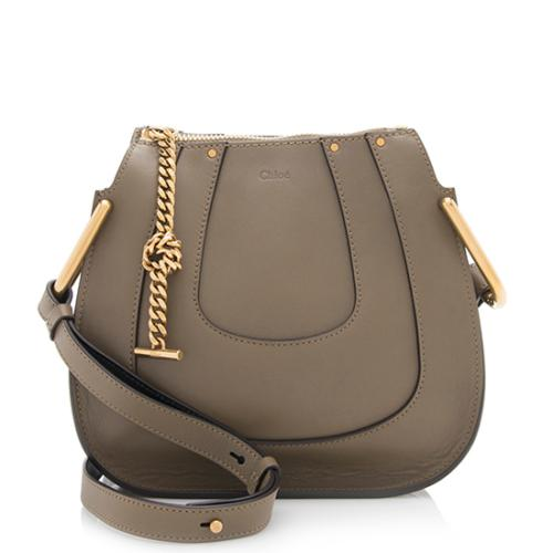 Chloe Calfskin Hayley Mini Hobo