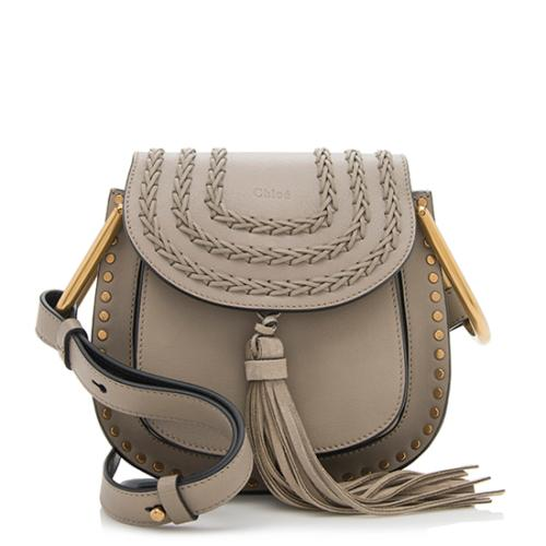Chloe Calfskin Hudson Mini Shoulder Bag