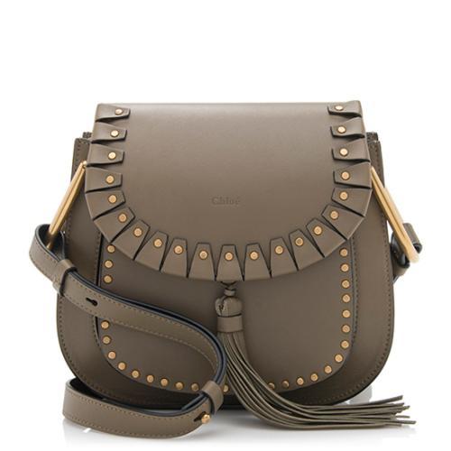 Chloe Calfskin Hudson Small Shoulder Bag