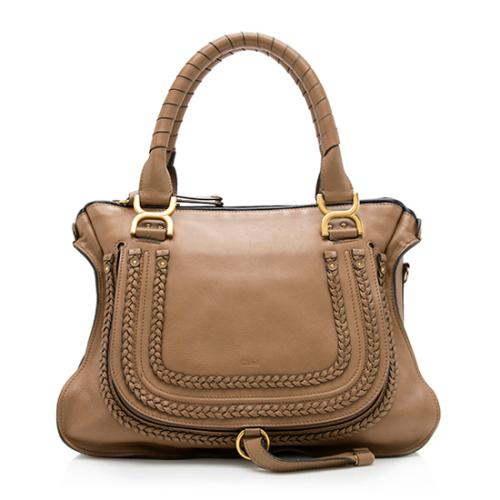 Chloe Calfskin Marcie Medium Satchel - FINAL SALE