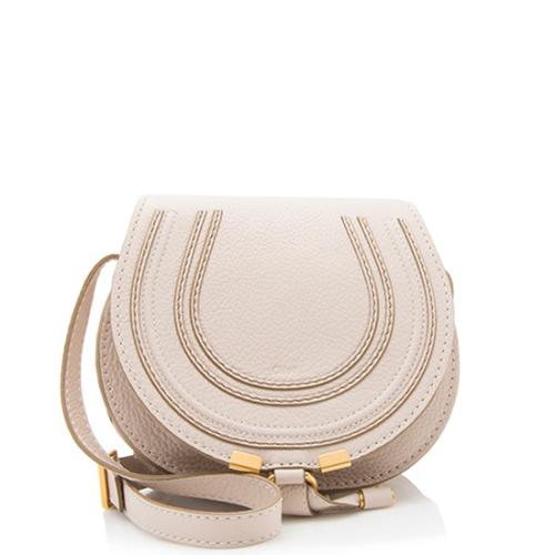 Chloe Calfskin Marcie Mini Crossbody Bag