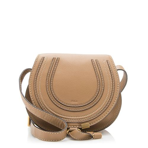 Chloe Calfskin Marcie Mini Crossbody Bag