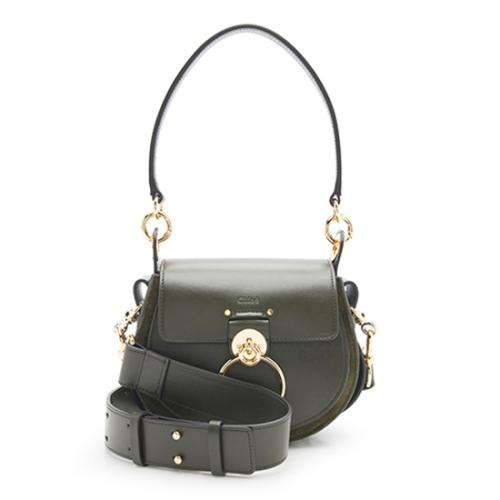 Chloe Calfskin Tess Small Shoulder Bag