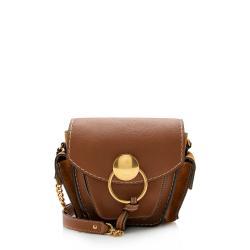 Chloe Calfskin Suede Jodie Small Shoulder Bag