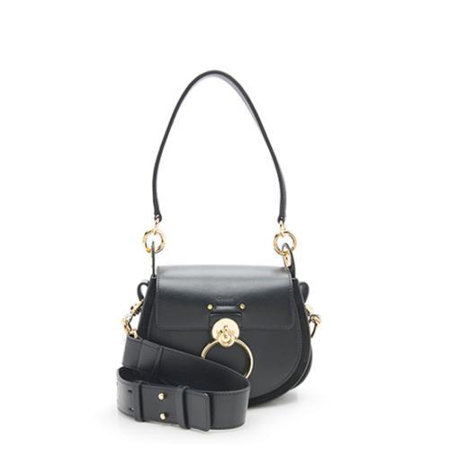 Chloe Calfskin Tess Small Shoulder Bag